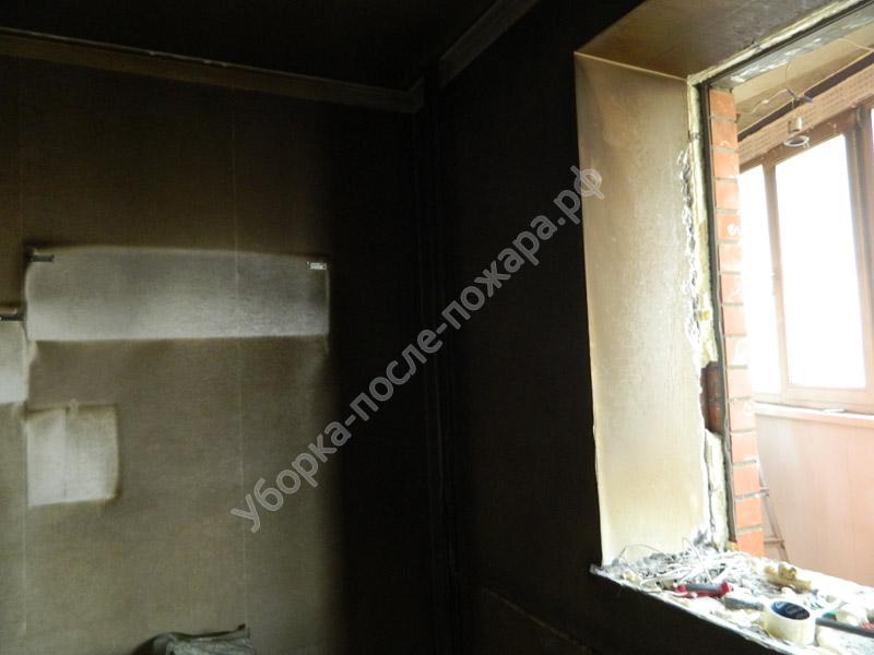 Как полностью удалить запах после пожара в квартире и других помещениях