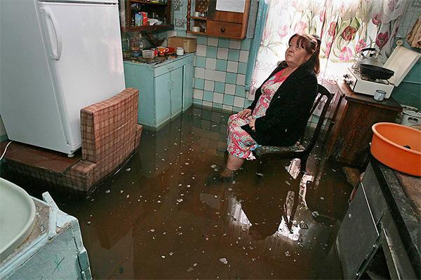 тогда если меня затопили соседи что я должна сделать была